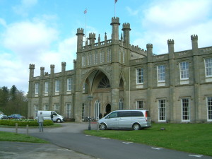 Donington Hall