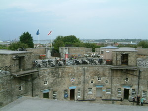 Nortons in Harwich Redoubt Fort