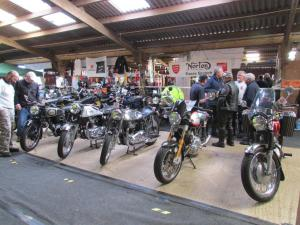 27th Copdock Motorcycle Show